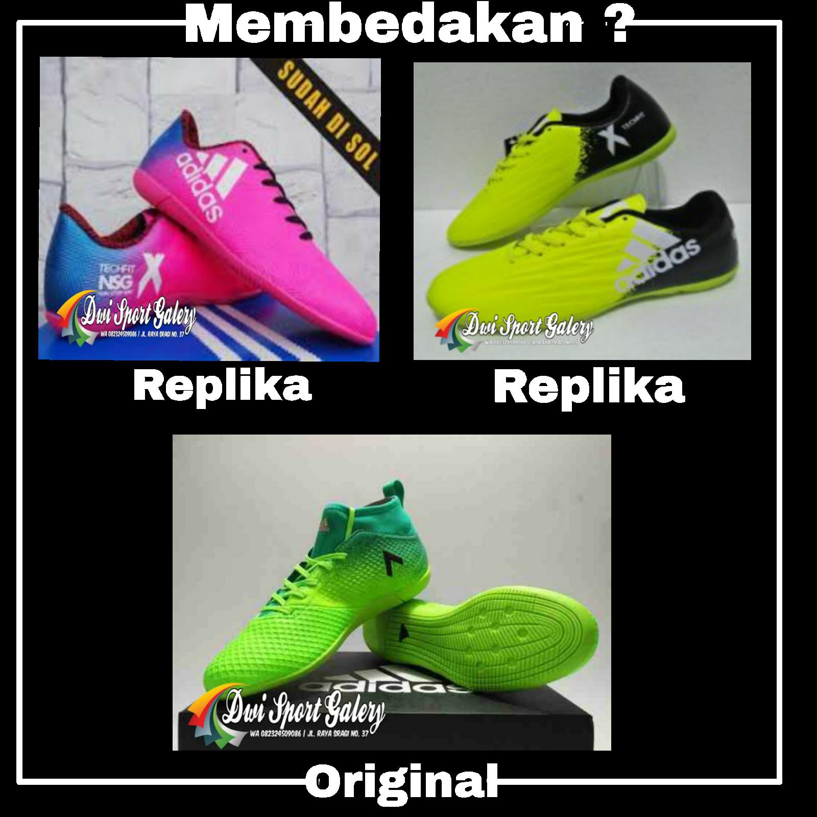 Cara membedakan sepatu adidas asli atau palsu yang harus kamu tahu ea3bd2b217