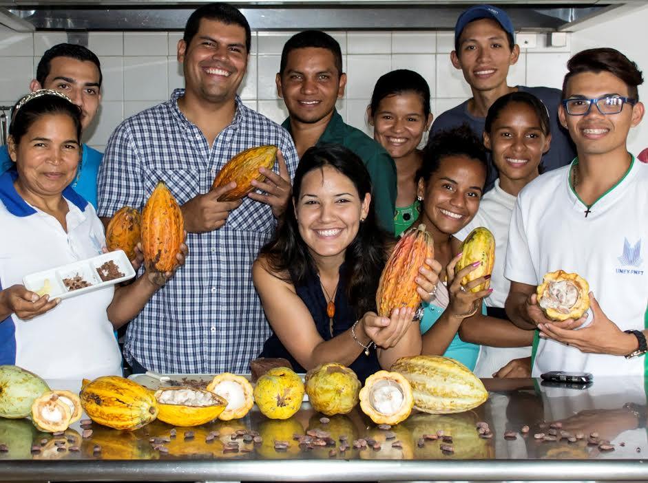 mileidys nieves cacao icoa venezuela