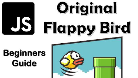 Create Original Flappy Bird Using JavaScript