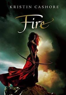 Copertina Fire, Kristin Cashore