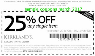 Kirklands coupons for march 2017