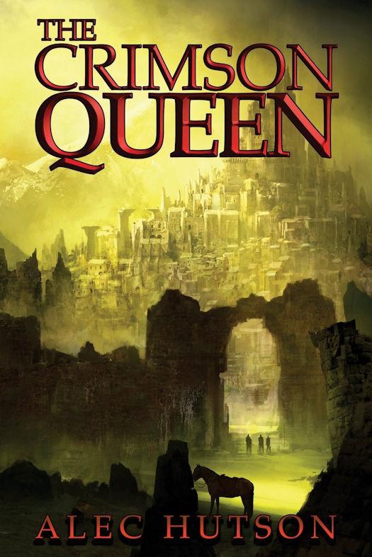 SPFBO 2017 Review: The Crimson Queen by Alec Hutson