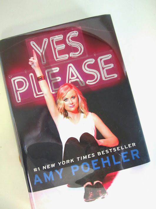 Review: Yes Please by Amy Poehler