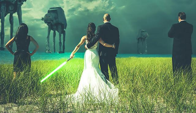 Casamento Nerd - As melhores e mais criativas alianças