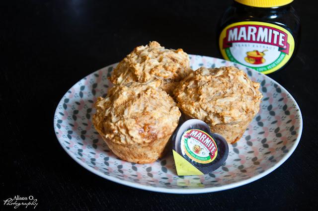 cuisine recette muffins marmite