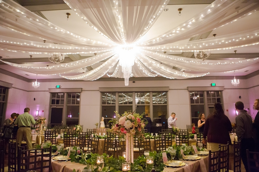 Glitz And Glamour New Years Eve Wedding