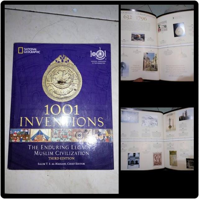 Teknologi, Sekuler & Agama (Book: 1001 INVENTIONS - The Enduring Legacy of Muslim Civilization)