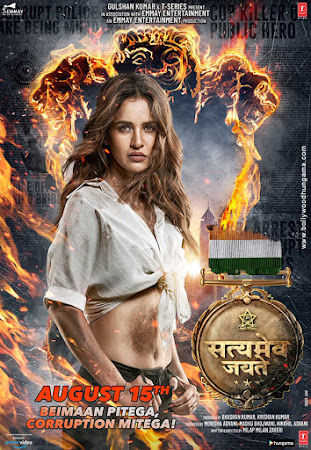 Satyameva Jayate (2018) Movie Poster