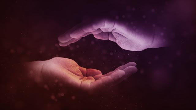 Sanación por imposición de manos