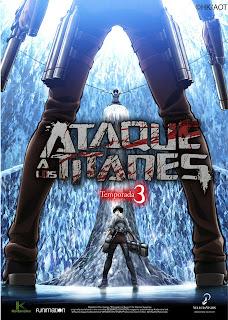 Ataque a los Titanes, 3ª temporada (Selecta Visión)