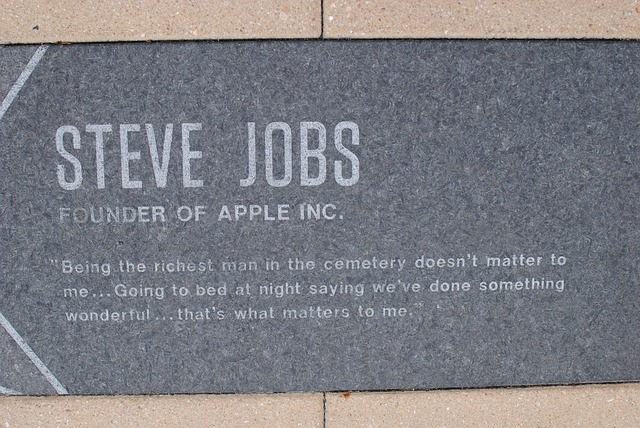 Steve Jobs' Epitaph