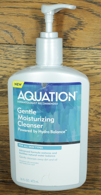 Aquation Gentle Moisturizing Cleanser