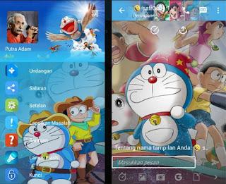 BBM Mod Thema Doraemon v2.11.0.16 (Clone)