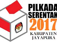 Hasil Pencabutan Nomor Urut 5 Paslon Bupati Dan wakil Bupati Jayapura