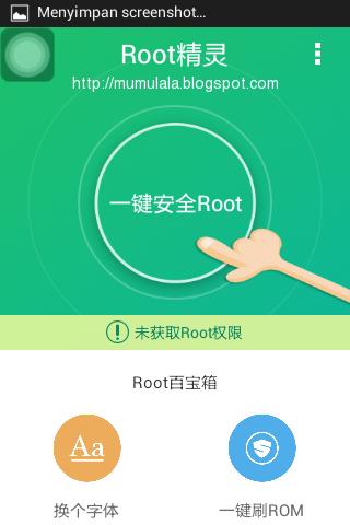 Cara Root Android Tanpa PC dengan Root Genius Mobile