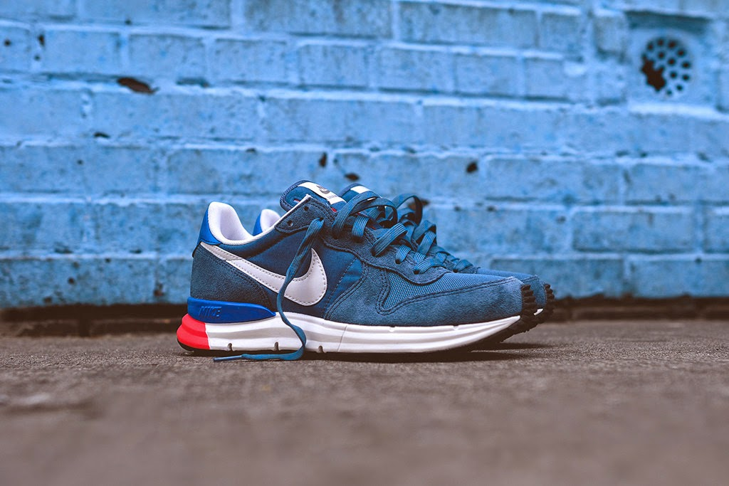 quality design 265a8 27af3 The Lunar Internationalist makes its comeback for Spring 2014 after a  near-decade long hiatus. The reissue features the original silhouette  sitting atop an ...