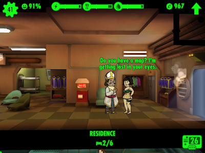 Game Fallout Shelter Apk