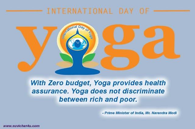 21 June Yoga Day - International Day of Yoga