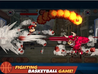 Head Basketball Android Game