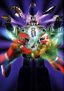 Denji Sentai Megaranger vs Carranger