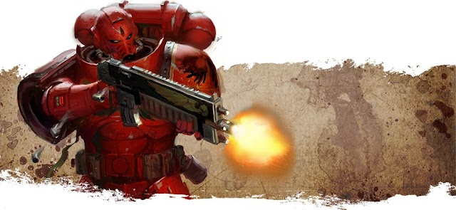 Blood Angels Codex Preview