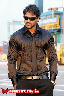 Prabhas body in billa movie