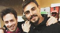 """Francesco Monte, prima foto dall'Italia: boom di like. I fan: """"Signori si nasce..."""""""