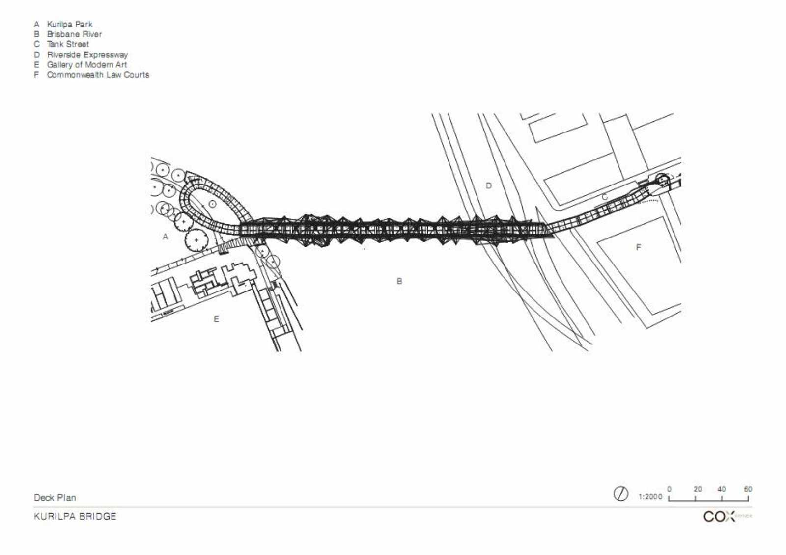 Kurilpa Bridge By Cox Architecture