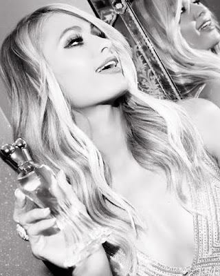 celebrity Paris Hilton shares about 20th fragrance Gold Rush