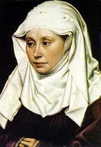 MARGARITA PORETE Quemada viva por la Inquisición por su amor a Dios