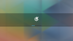 How To] Customization KDE Plasma 5 Background And Logo In
