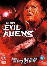 Evil Aliens (2005) Hindi English Movie Full Free Download BluRay