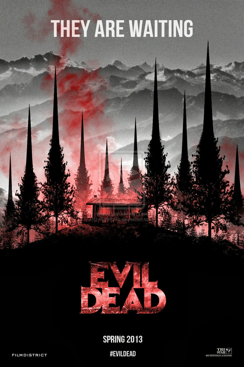 Fishmuffins of Doom: The Evil Dead (2013)  Fishmuffins of ...