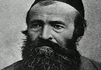 Founder of Petakh Tikvah, Yoel Moshe Salomon