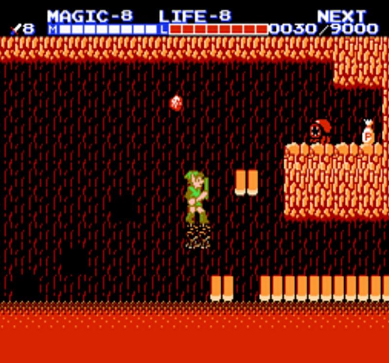 Indie Retro News: Zelda II - New Adventure of Link - Even