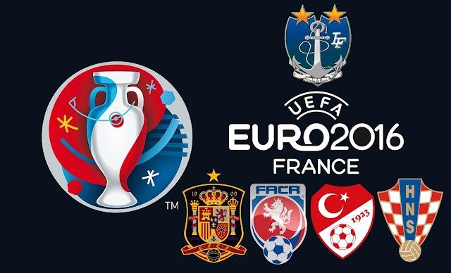Guia da Eurocopa - Grupo D