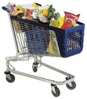 Poupar nas compras de supermercado