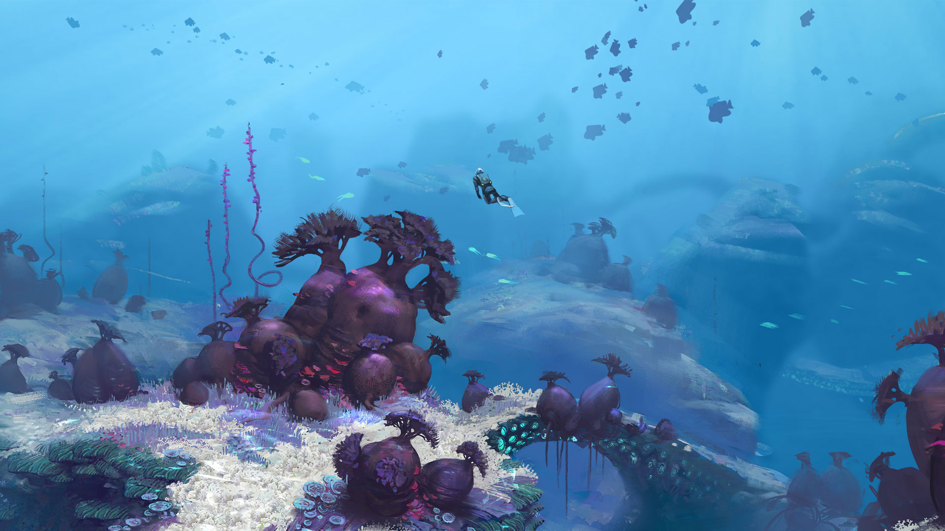 Subnautica Below Zero Wallpapers | Backgrounds - Read games review, play online games & download ...