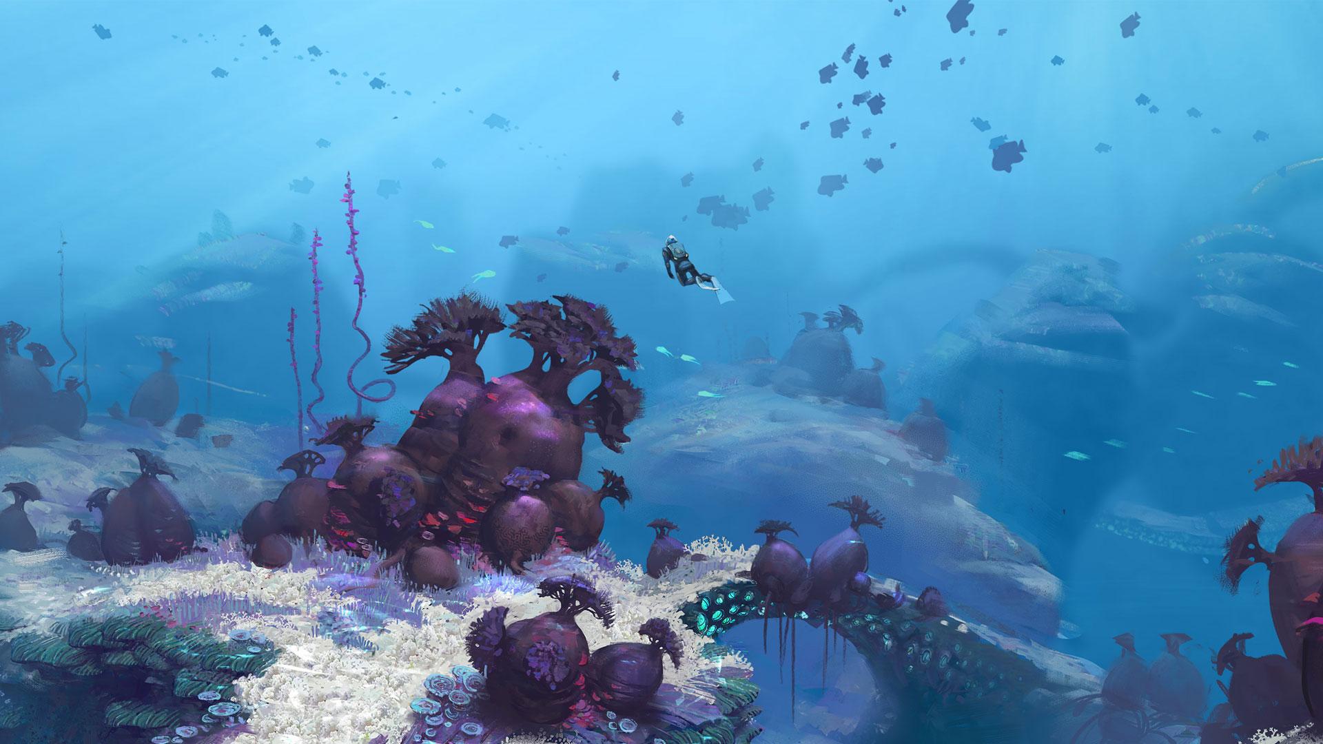 Subnautica Below Zero Wallpapers | Backgrounds - Read games review, play online games & download ...