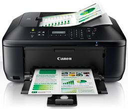 Canon Pixma MX455 Driver Download (Mac, Windows, Linux)