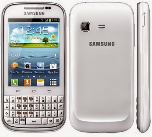 Samsung Galaxy Chat Android Phone Murah Rp 799.000