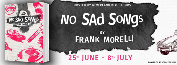 no sad songs by frank morelli
