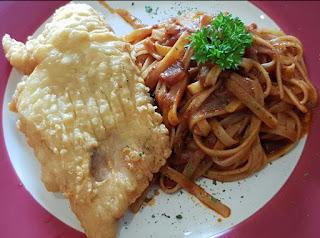 Resep Spaghetti Ikan Dori Yang Menggugah Hati