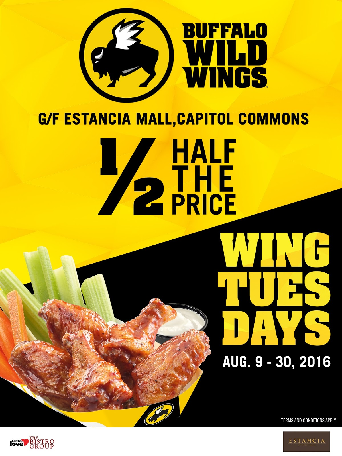 Tuesday wing specials are out at Buffalo Wild Wings, shift to boneless aimed at boosting profit. Buffalo Wild Wings said it paid $ a pound for traditional wings during the quarter, up 6 percent from a year ago and 3 cents a pound higher than company had forecast earlier this year. The price was the same as the first three months of the year, a break from the seasonal decline in wing prices that typically .
