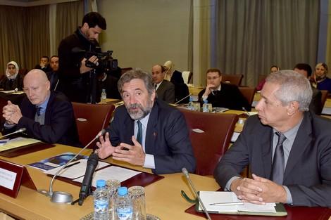 الجهوية 24 - الاتحاد الأوروبي يشيد بنتائج دعمه المالي لمبادرة التنمية البشرية