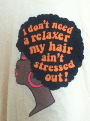 I don't need relaxer