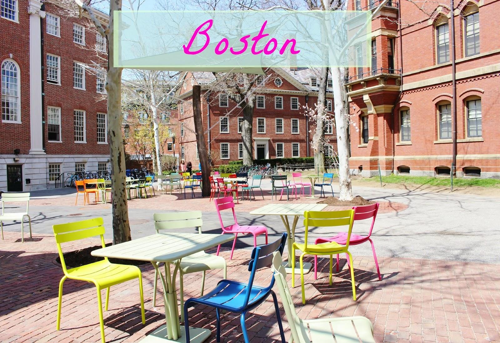 Bijuleni - Harvard Campus, Boston