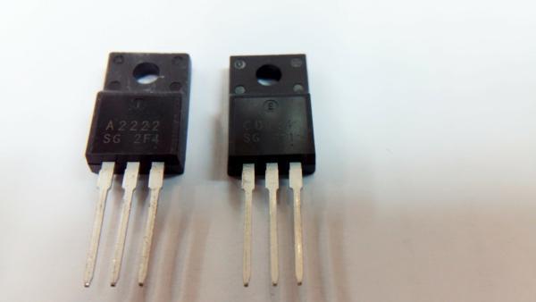 Transistor A2222 C6144