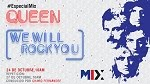 27 Oct Repetición Especial Mix de Queen Mix FM 106.5