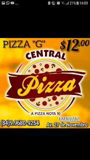 CENTRAL PIZZA - UMARIZAL / RN